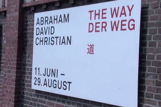Ausstellung »The Way«