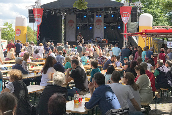 Street Live Leverkusen