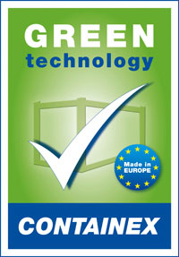 Logo Green Technology Containex