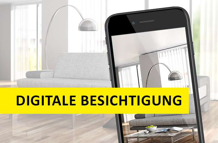 Digitale Besichtigung