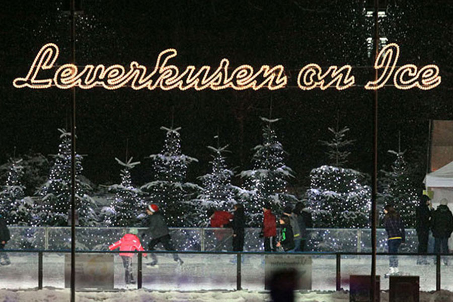 Leverkusen On Ice