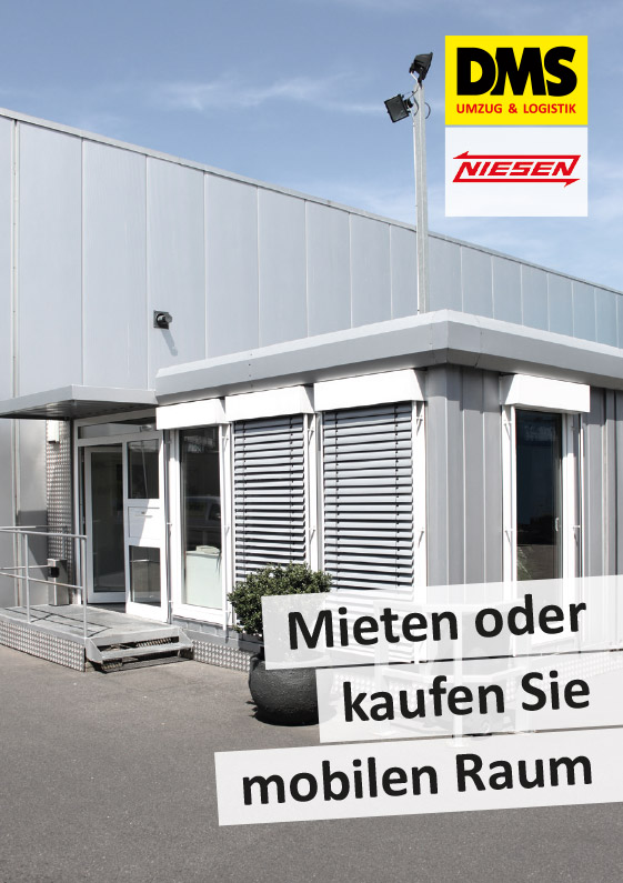 Broschüre Containersysteme